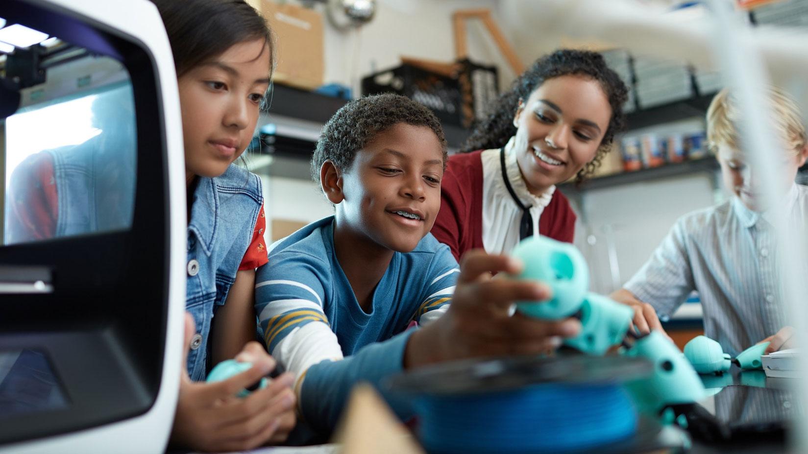 A impressão 3D na educação está redefinindo como nós ensinamos – Saiba como!