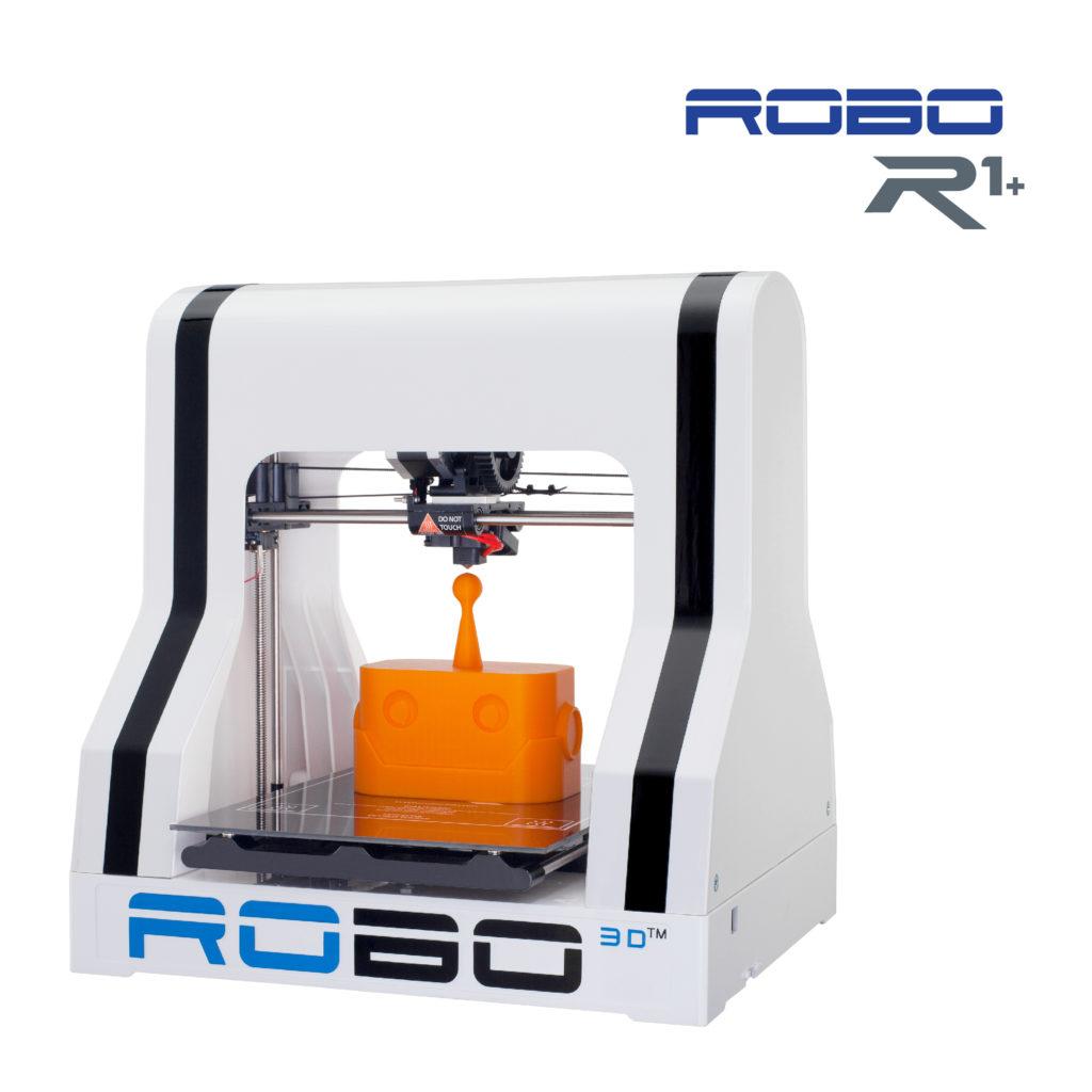 Impressora 3D Robo R1+