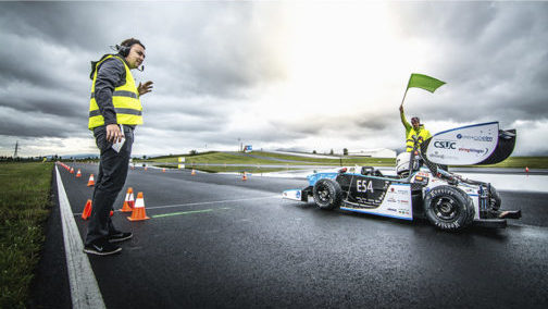A Impressão 3D aumenta a eficiência da Equipe Motorsport ETSEIB