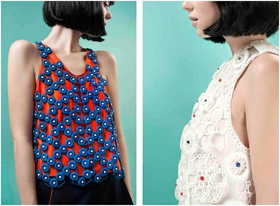O Universo dos Tecidos Impressos em 3D para a Moda