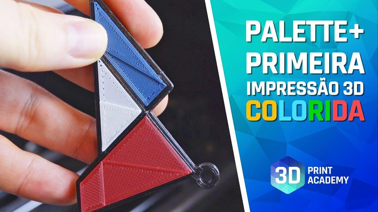 3D Print Academy – Oswaldo Salzano – Palette+